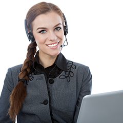 gloCOM for call and contact center, customer care and service center agents
